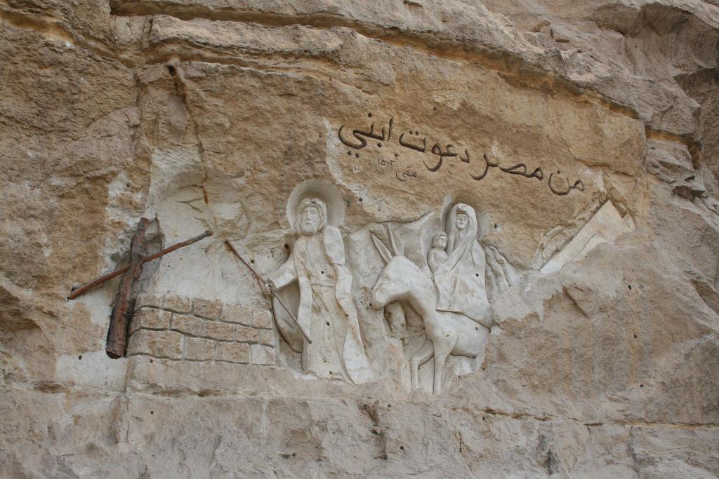 A incrível Igreja da Caverna dos Zabbaleens no Cairo 09