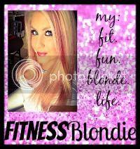 Liz @ Fitness Blondie