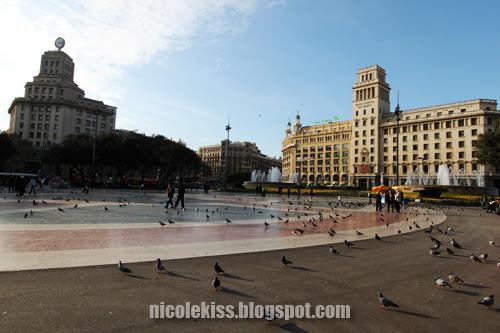 catalunya plaza