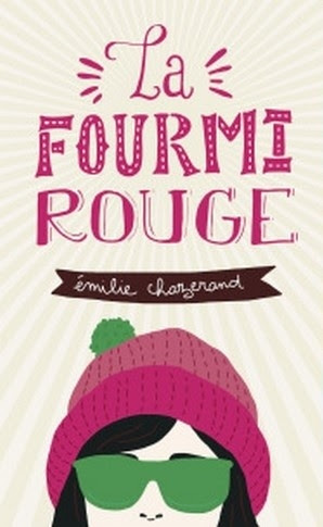 Couverture La fourmi rouge