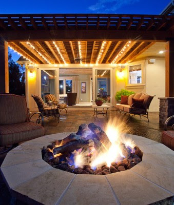 Outdoor Lighting Ideas | Beautiful Homes Design