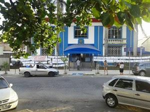 Protesto de vereadores em Cruzeiro (Foto: Diego Miranda/Arquivo Pessoal)