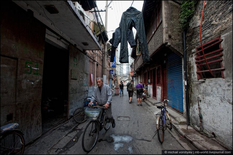 Favelas de Xangai 22