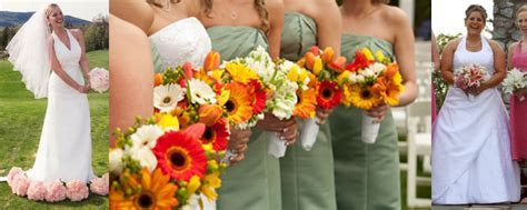 Coll's Friendly Florist, Weddings, Anniversaries