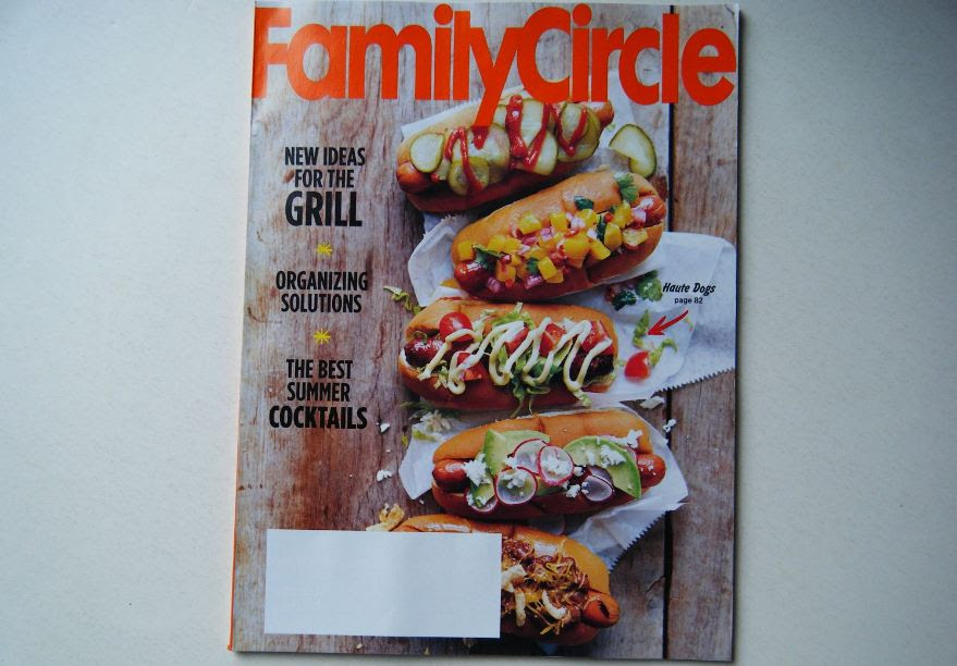 Family circle Top Read Magazines in The World 2017