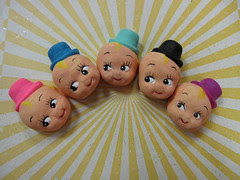 Lion Master Cupie Heads! 5