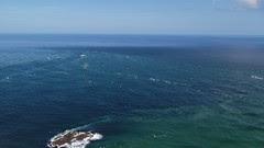 Tasman Sea Meets Pacific Ocean
