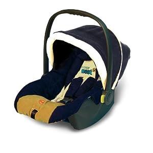 Nest 41170BS038 - Cosy Nest Autokindersitz / Babyschale Gruppe 0+ (bis 13 kg), ab der Geburt bis ca. 15 Monate