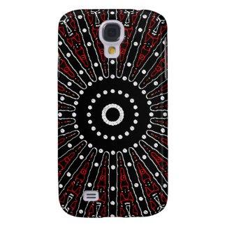 Goth-like Kaleidoscope on Samsung Galaxy S4 Case
