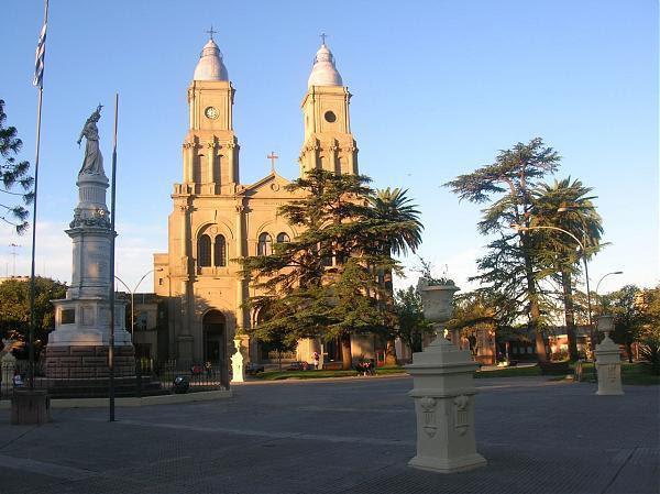 Resultado de imagem para catedral de florida uruguay