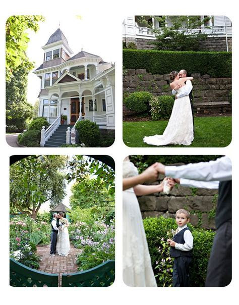 Historic Deepwood Estate in Salem, OR.   Venue: Historic