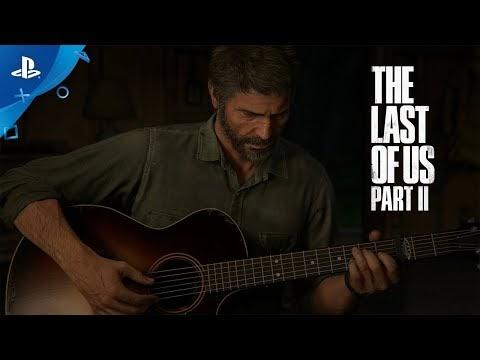 The Last of Us Part II trailer de história