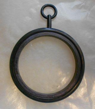 Frame with black marker