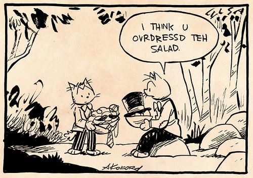 Laugh-Out-Loud Cats #2034 by Ape Lad