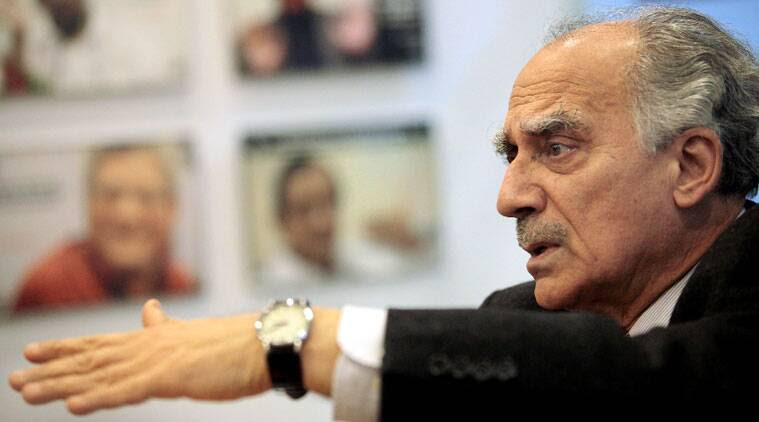 Arun Shourie, minister in the  previous NDA government, added depth and intellect to the Atal Bihari Vajpayee Cabinet.