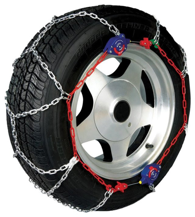 Snow Chains For Yosemite And Winter Driving Tips Alpine