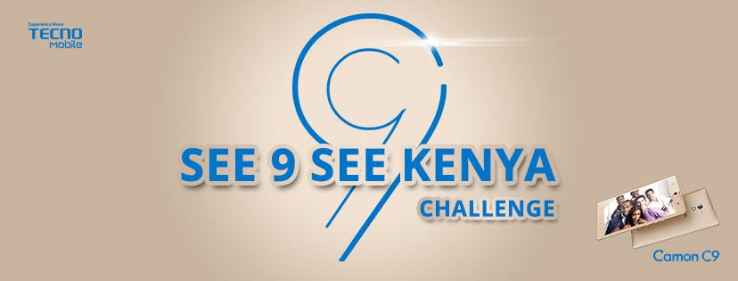 Tecno Mobile awards winners of the #See9SeeKenya challenge
