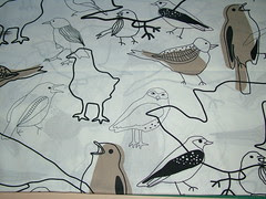 IKEA Bird fabric 02