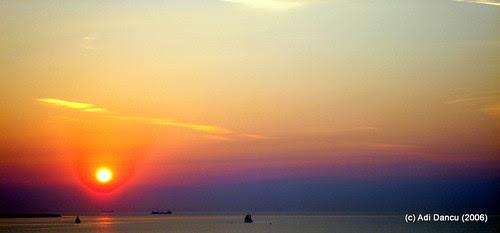 seaside sunrise...