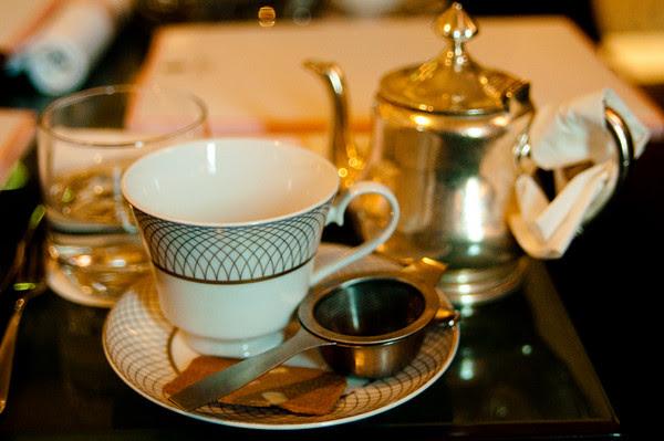 Chocolate High Tea at the Langham