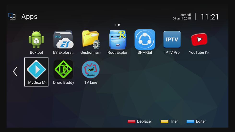 اليكم تنصيب Kodi 17 على Forever-Android مع اضافة افضل سورس له