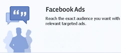 Quảng cáo web thông qua kênh Facebook