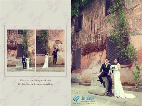 ChristoJati   Album Design   Marthin and Susan   Jakarta