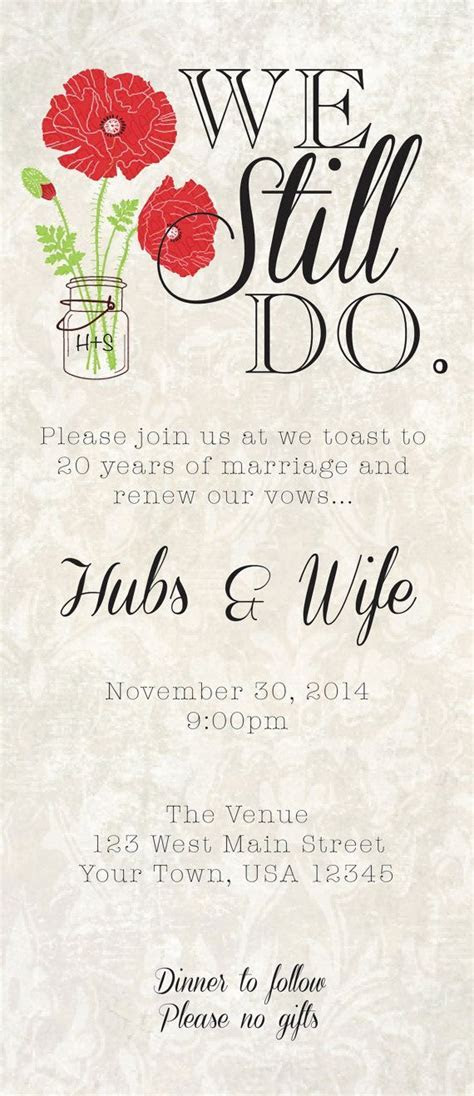 59 best images about Vow Reaffirmation Invitations on