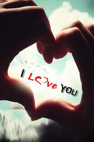 V Love M Wallpaper Hd
