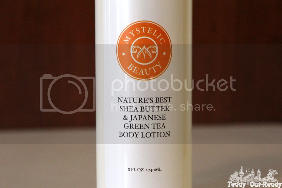 Natures Best Shea Butter & Japanese Green Tea Body Lotion