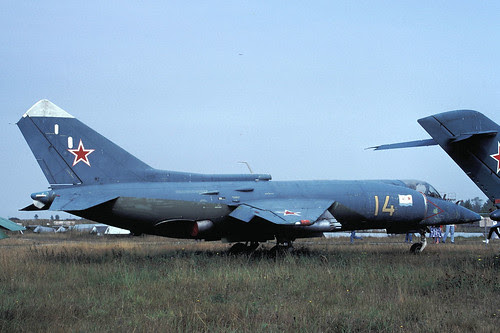 14y Yak-38