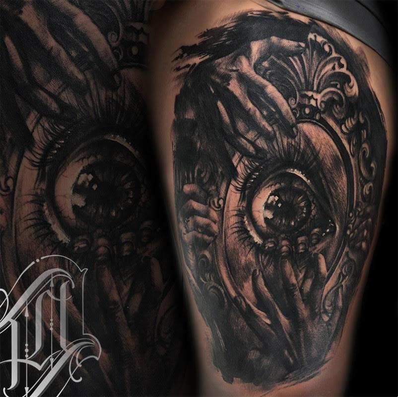 189 Tatuajes En Blanco Y Negro Portfolio De Zanda Tattoo