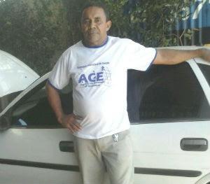 Joaquim Araújo ficou surpreso com a repercussão do bar nas redes sociais (Foto: Gleydsson Nunes/CBN Tocantins)