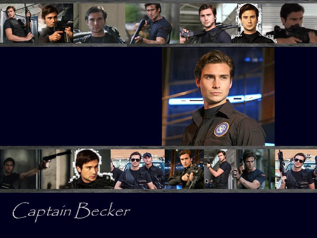 Captain Becker - ben-mansfield wallpaper
