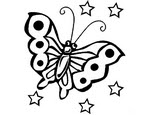 Güvenli Kelebek Boyama Oyunu Oyna