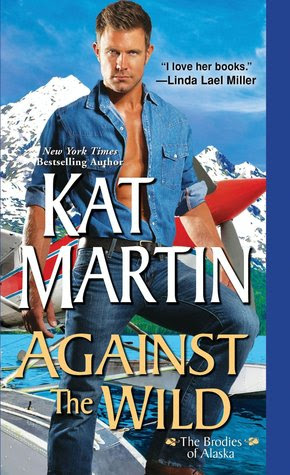 Against the Wild (Brodies of Alaska, #1)