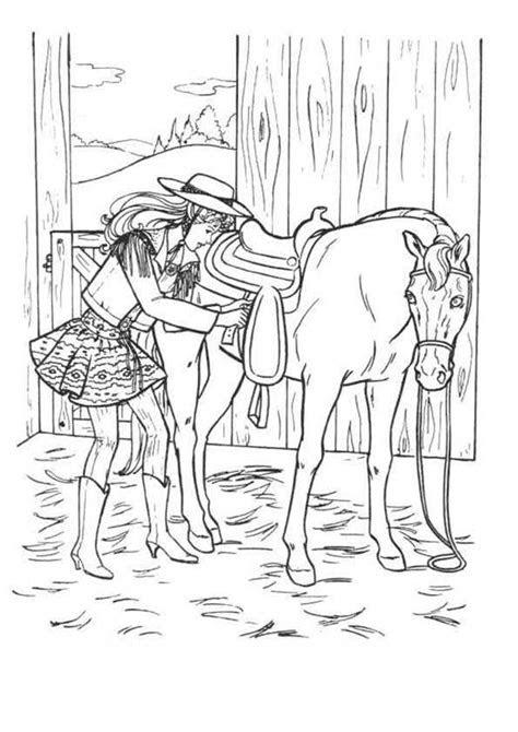 Ausmalbilder Pferde Lenas Ranch Kostenlose Malvorlagen Ideen