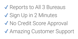 Credit Builder Card benefits
