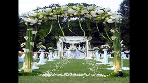 wedding decoration ideas   YouTube