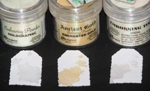 Embossing Powders 006