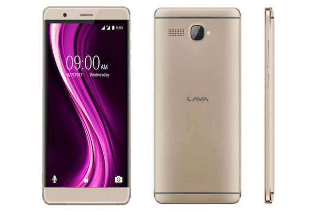 Lava A93 Introduced in India with 3000mAh Battery, 2GB RAM