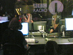 Benny Ill live on Radio 1