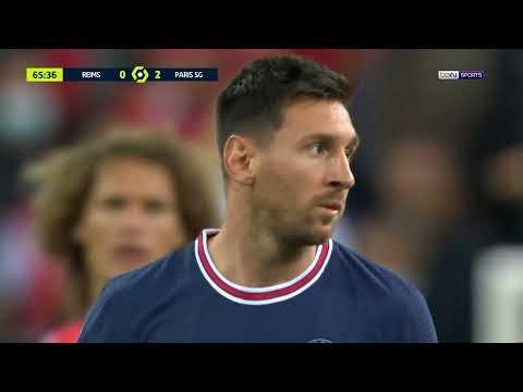 ملخص مباراة رانس وباريس سان جيرمان | باريس سان جيرمان يعود بالفوز من أرض رانس في ليلة ظهور ميسي