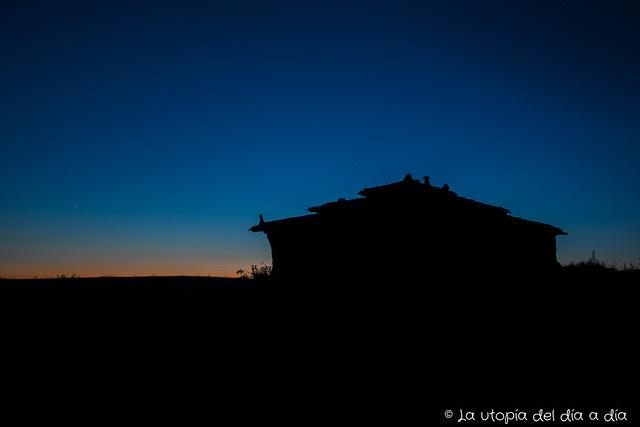 Una noche de palomares por Los Oteros