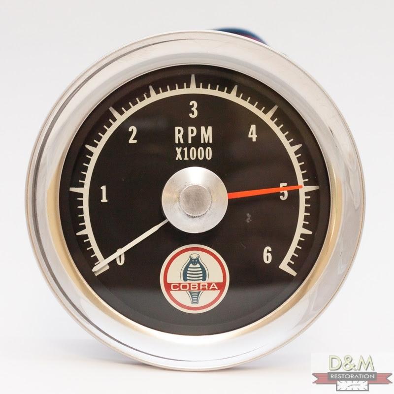 Medallion Tachometer Wiring Diagram