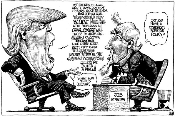 Image result for Trump budget cartoon
