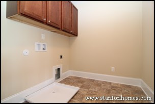2012 New Home Design Ideas | How to Save Money in the Laundry Room