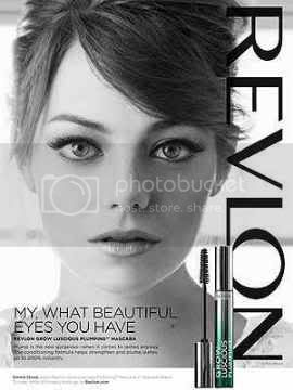 Olivia Wilde and Emma Stone in Latest Revlon Ads
