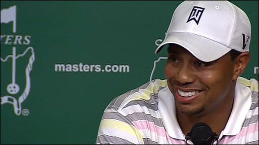 Watch The Masters and Tiger Woods online live here