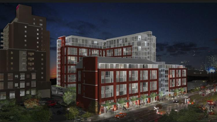 Proposed 101 York project